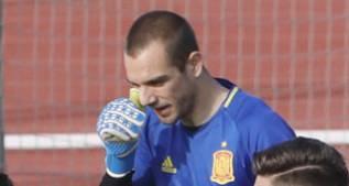 """Pau López: """"Elija a quien elija, Del Bosque acertará"""""""