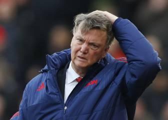 El United da una indemnización de casi seis millones a Van Gaal