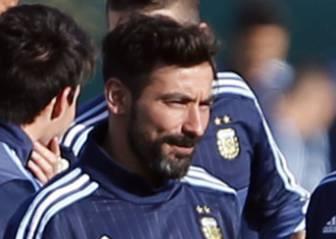 Preocupación en Argentina por Lavezzi, Pastore y Gaitán