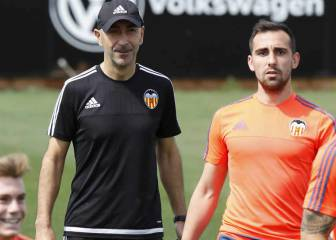 Pako Ayestarán será técnico del Valencia hasta 2018
