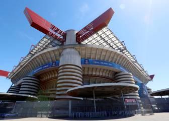 La reventa legal para la final de Milán ya supera los 12.000 €