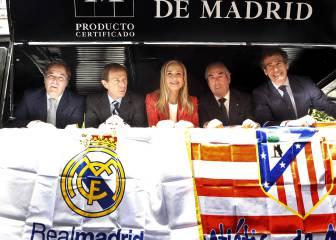 Cifuentes y la final: 'El triunfo está asegurado; ganará Madrid'