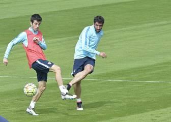 Carta de dos atléticos: Raúl García y Mario Suárez