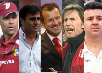 Técnicos en Copa América que la vivieron como futbolistas