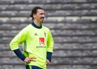 Ibrahimovic le pide al United 290.000 euros a la semana
