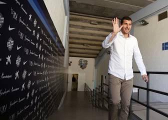 "Javi Gracia: ""La oferta del Rubin Kazan era irrechazable"""