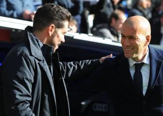 Apuestas locas: cabezazo de Zidane a Simeone a 101€