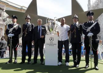 La Champions levanta pasiones y llega a la Plaza del Duomo