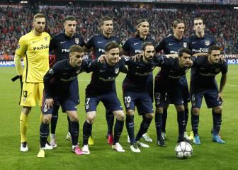 UEFA no deja al Atleti vestir su uniforme azul talismán