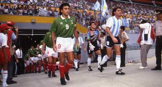 Hugo Sánchez: el mejor jugador mexicano por la Copa América