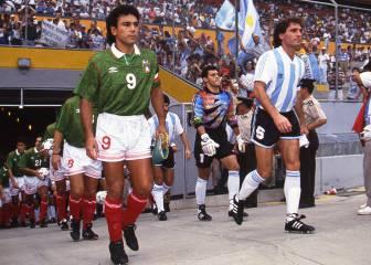 Hugo Sánchez: su paso por la Copa América