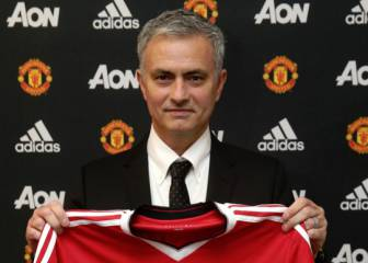 Mourinho ya es nuevo técnico del United:
