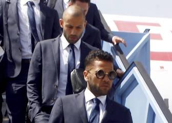 TV3: la agente de Alves desmiente el trato con la Juve