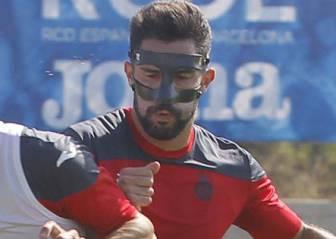 Álvaro González es operado con éxito del tabique nasal