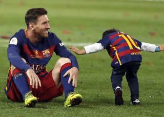 Messi declarará el 2 de junio al final del juicio y se le libera para el resto de las sesiones