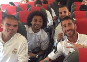 Los pilotos de la Décima no vuelan hoy con el Madrid