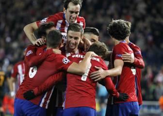 ... y las 10 razones por las que el Atlético ganará la Primera