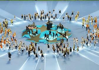 La UEFA ensayó la gala previa a la final del sábado en San Siro