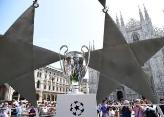 Así ven el Madrid-Atlético de Champions por todo el mundo