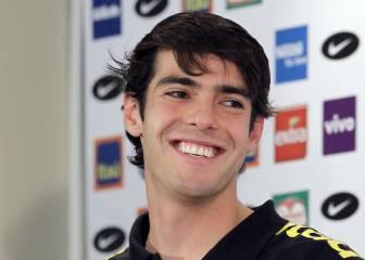 Kaká cubrirá la baja por lesión de Douglas Costa