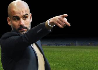 Guardiola's eight starters to buy/keep at Manchester City
