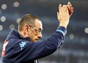 El Nápoles renueva el contrato de Maurizio Sarri hasta 2020