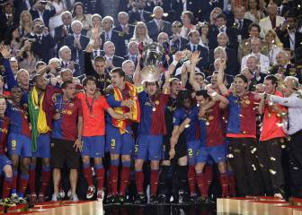 El Barcelona logra la Champions League un 27M
