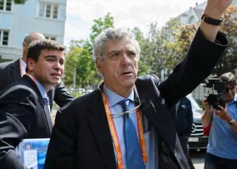 Villar intenta regatear al TAD para retrasar las elecciones