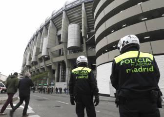 Más de 3.000 efectivos velan hoy por la seguridad en Madrid