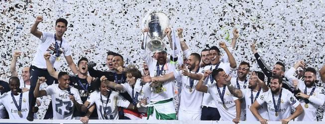 El Madrid es indestructible