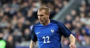 Mathieu, fuera de la lista de Francia para la Euro por lesión