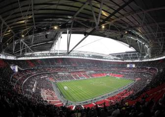 Los partidos del Tottenham en Champions serán en Wembley