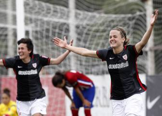 El Athletic gana al Atlético Féminas y acaricia su 5ª Liga