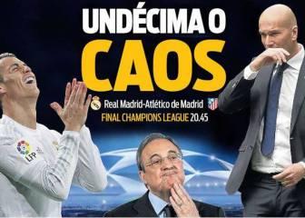 La final, Busquets y Neymar, en la prensa barcelonesa