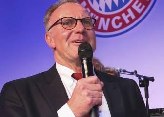 El Bayern se cierra en banda: