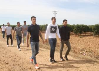 Samuel, Rennella y Guzmán no viajan a Elche y Alfaro sí