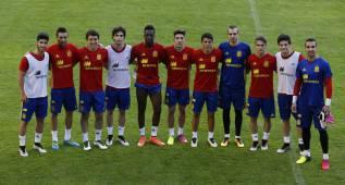 Hoy llegan Iker, De Gea y los del Barcelona a ver la final por tv