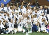 Uno por uno del Real Madrid campeón de la Champions