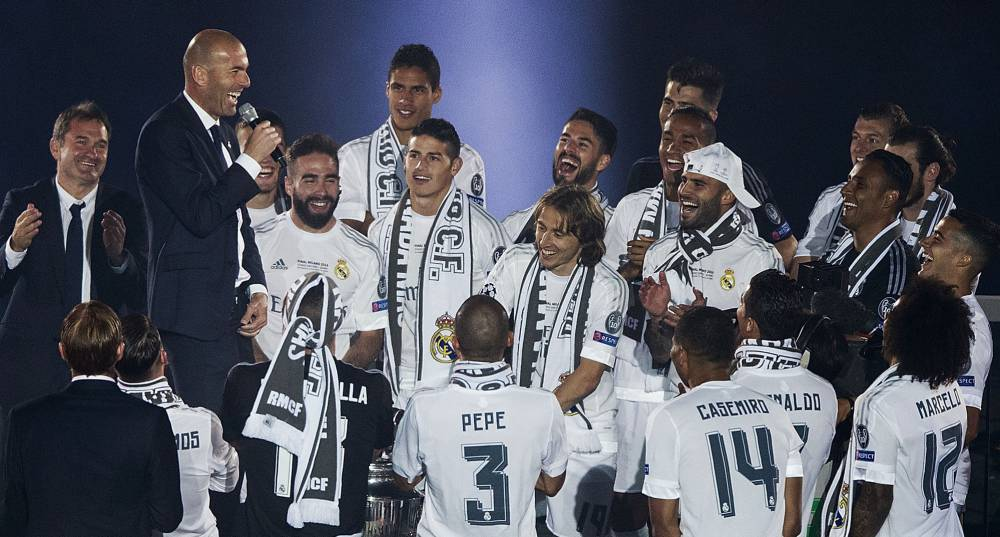 'Efecto Zidane': las 7 decisiones que han valido la Undécima
