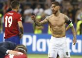 La prensa turca destaca el gesto de Ramos en la final