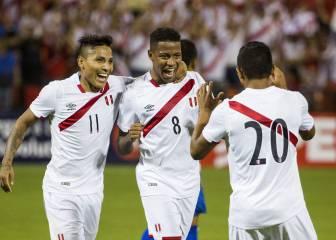 Perú convence ante El Salvador sin añorar a