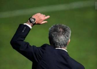 En Portugal revelan el misterio del tatuaje de Mourinho