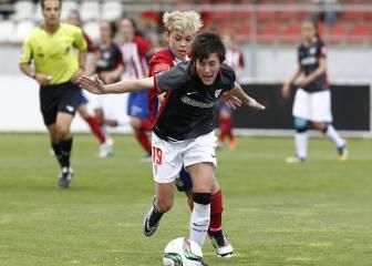 Laliga atrae a 370.311 usuarios en el Atlético Féminas-Athletic