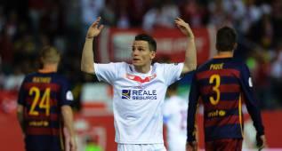 Gameiro, en el top ten de goleadores sevillistas