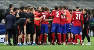 Las notas del Atlético 15-16: los jugadores y Simeone, uno a uno
