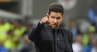 El Atlético cree que Simeone continuará al frente del equipo