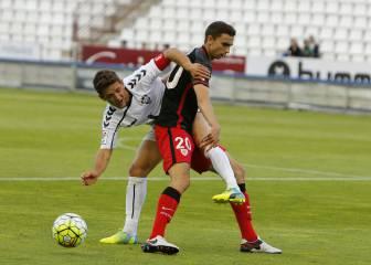 El Albacete se impone en un partido de puro trámite