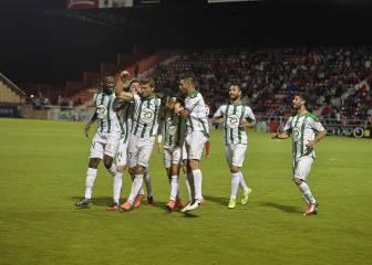 Andone mantiene al Córdoba en la pelea por la promoción