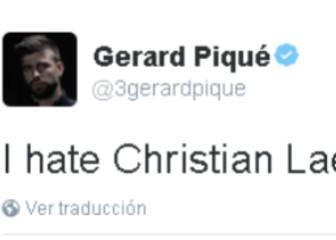 ¿Responde Piqué a Arbeloa?:
