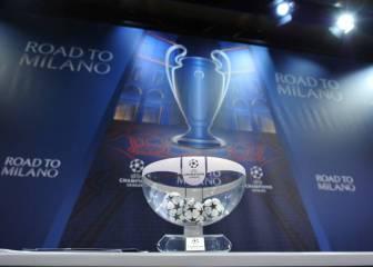 Real Madrid y Barcelona compartirán el Bombo 1
